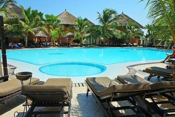 Hôtel Neptune piscine