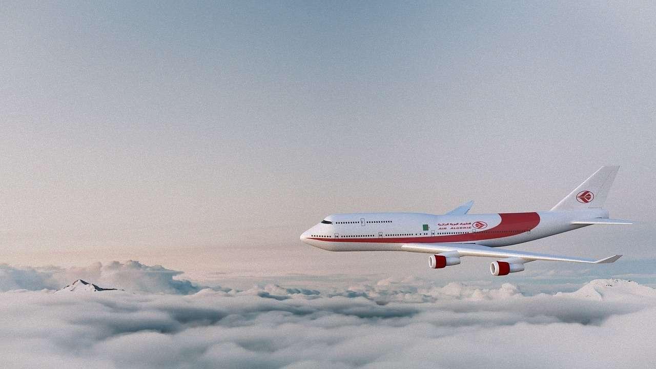 billet avion dakar algerie
